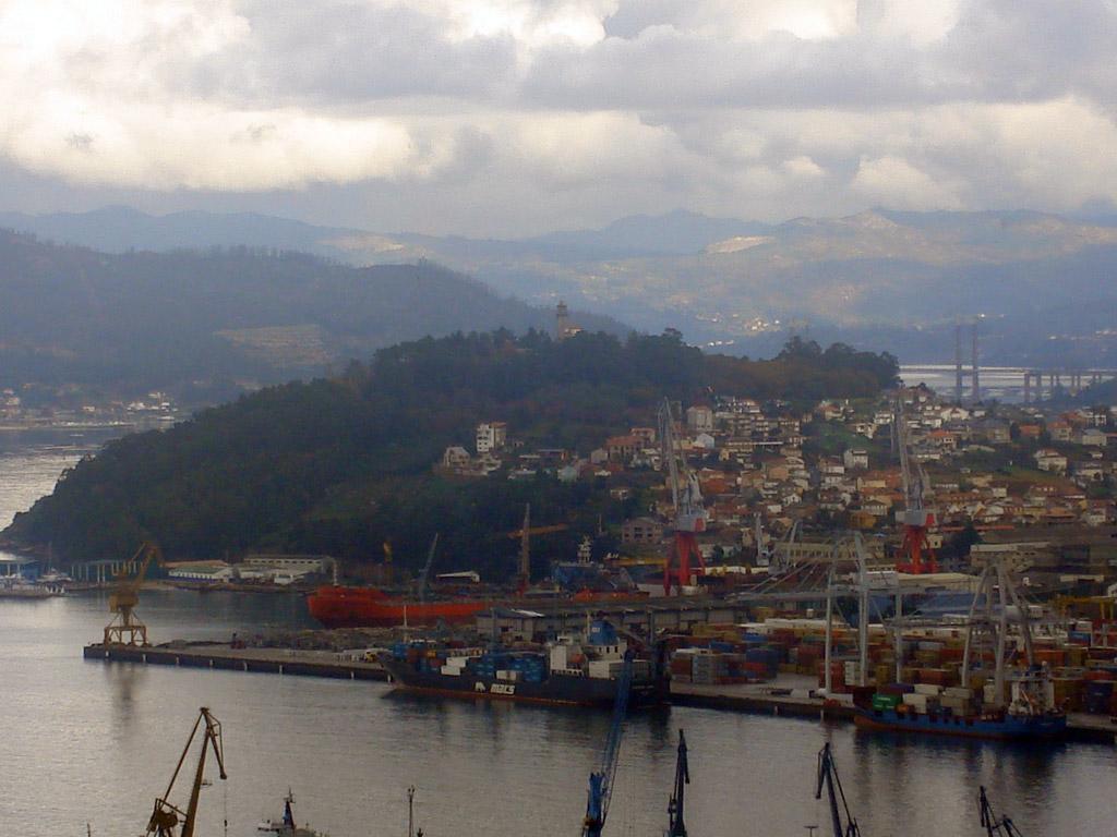 El_monte_da_Guía_desde_O_Castro._Vigo
